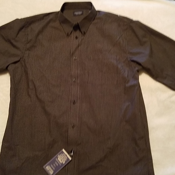 Consensus Other - Sz LT button up front open pocket